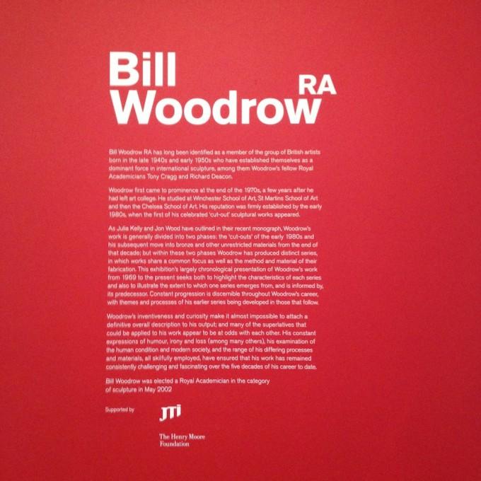Bill Wooodrow
